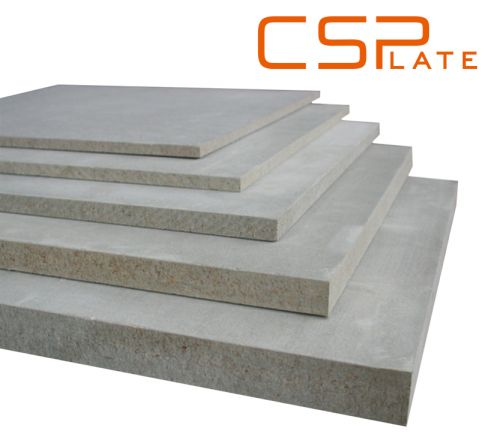 Tsementlaastplaat - CSP