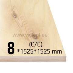 Vineer INT Kask (IV/IV) 1525x1525x8 mm
