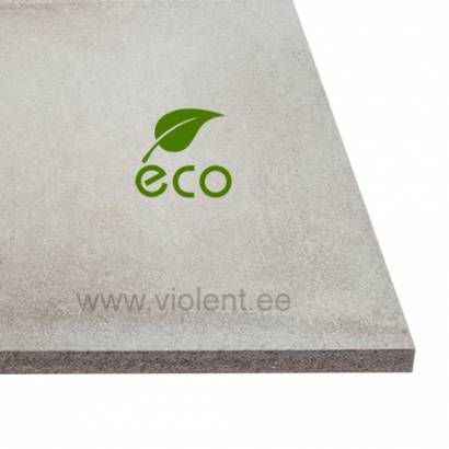 Cement particle board (600)