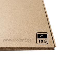 Puitlaastplaat P2 (T&G-4)