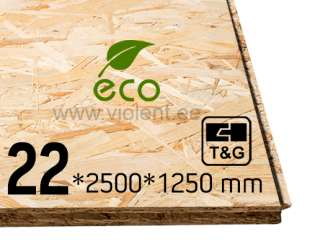 OSB TG4 22 mm - www.violent.ee