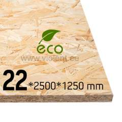 OSB/3 plaat 2500x1250x22 mm