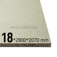 Puitlaastplaat P3 2800х2070х18 mm