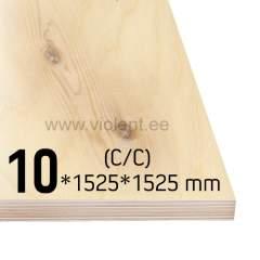 Kasevineer INT (C/C) 1525x1525x10 mm