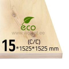 Kasevineer INT (C/C) 1525x1525x15 mm
