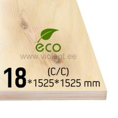 Kasevineer INT (C/C) 1525x1525x18 mm