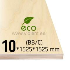 Kasevineer INT (BB/C) 1525x1525x10 mm