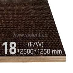 Birch Plywood (F/W) 2500x1250x18 mm