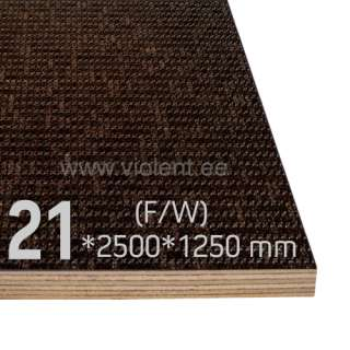 Filmivineer kask (F/W) 2500x1250x21 mm